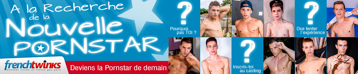 Devenir acteur porno gay