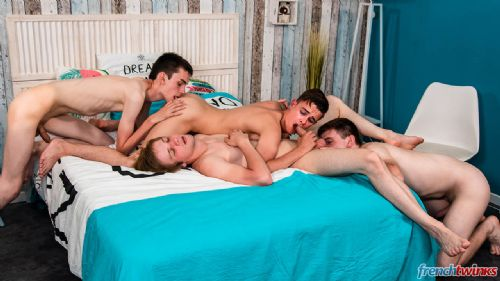 Orgy on the French Riviera 17