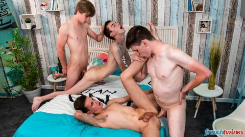 Orgy on the French Riviera 23