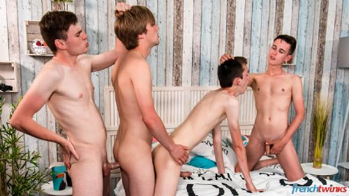 Orgy on the French Riviera 27