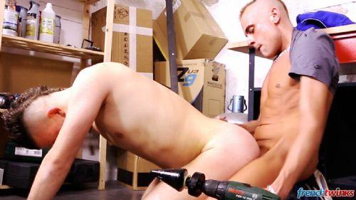 Bricolage anal 14
