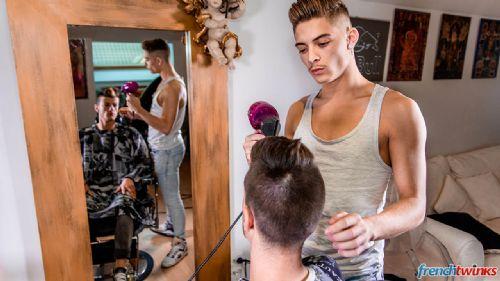 Camille apprentice hairdresser 3