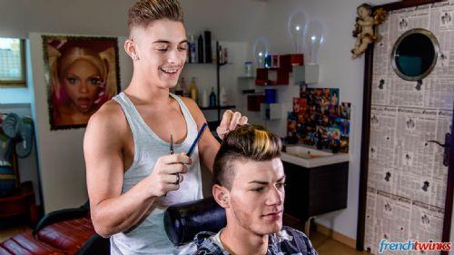 Camille apprentice hairdresser 4