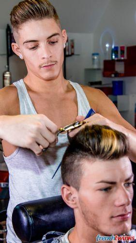 Camille apprentice hairdresser 5