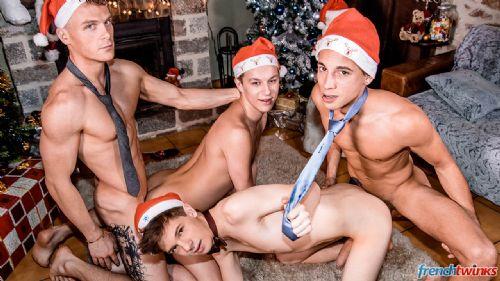 Partouze de Noel 22