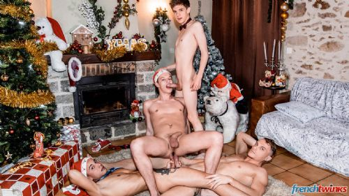 Partouze de Noel 30