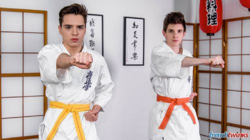 Karate Twinks 4