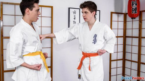 Karate Twinks 8