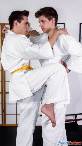 Karate Twinks 11