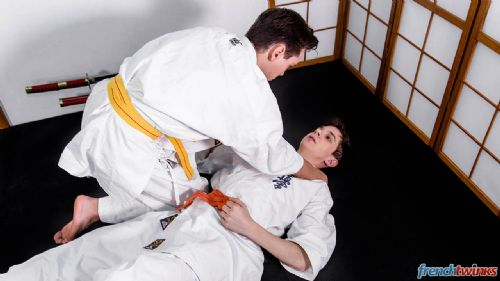 Karate Twinks 12