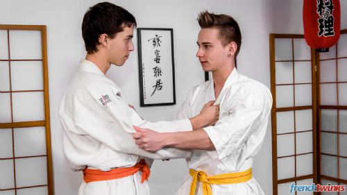 Twinks Judo Fight 3