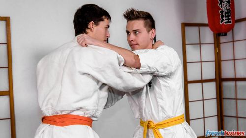 Twinks Judo Fight 4