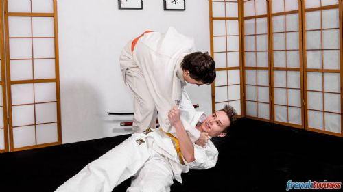 Twinks Judo Fight 9