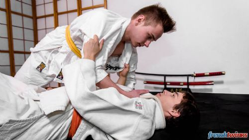 Twinks Judo Fight 10