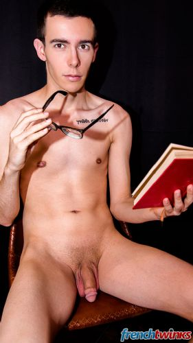 Acteur porno gay Alexis Tivoli 4