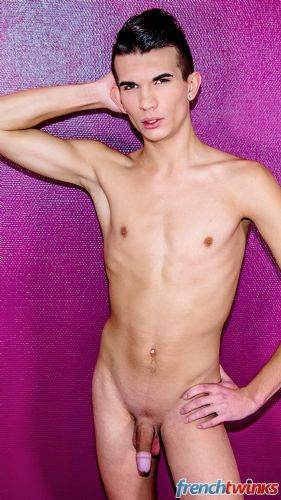 Gay Twink Porn Model Anthony Sollis 11