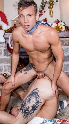 Gay Twink Porn Model Baptiste Garcia 9