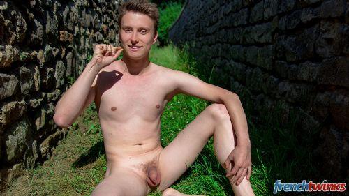 Acteur porno gay Bastien 4