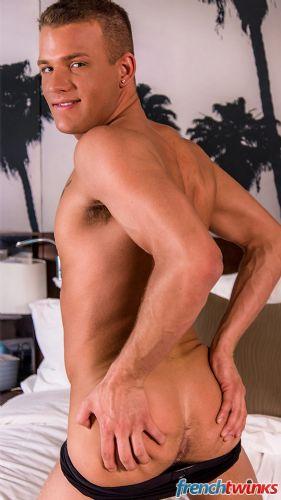 Acteur porno gay Brandon Wilde 4