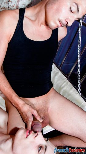 Acteur porno gay Brice 10
