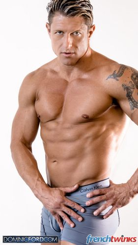 Gay Twink Porn Model Bryce Evans 3