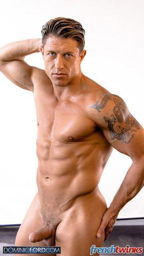 Gay Twink Porn Model Bryce Evans 4