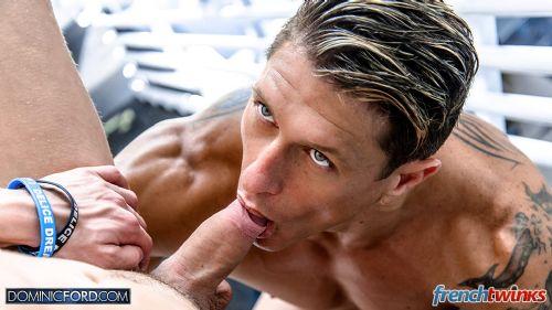 Acteur porno gay Bryce Evans 8