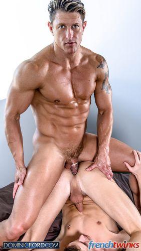Acteur porno gay Bryce Evans 11