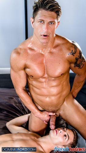 Gay Twink Porn Model Bryce Evans 13