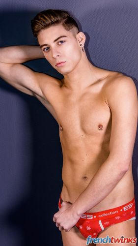 Gay Twink Porn Model Camille Kenzo 27