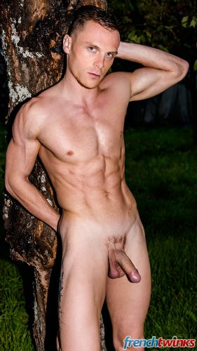 Gay Twink Porn Model Chris Loan 4