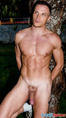 Gay Twink Porn Model Chris Loan 5