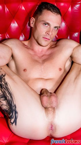 Acteur porno gay Chris Loan 9