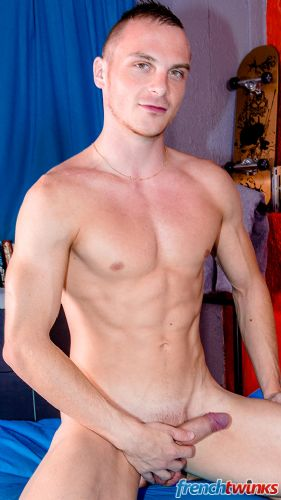 Gay Twink Porn Model Chris Loan 15