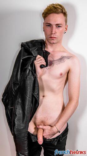 Gay Twink Porn Model Clément 5