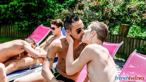 Gay Twink Porn Model Eddy 6