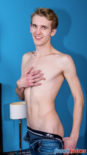 Gay Twink Porn Model Eden Frost 3