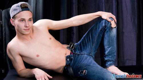 Gay Twink Porn Model Enzo Lemercier 5