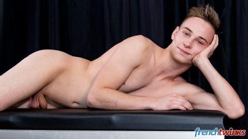Gay Twink Porn Model Enzo Lemercier 10