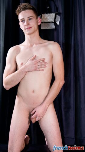 Gay Twink Porn Model Enzo Lemercier 11