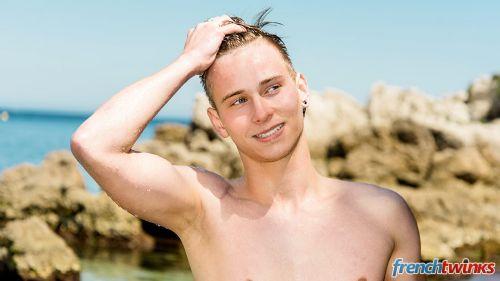 Gay Twink Porn Model Enzo Lemercier 33