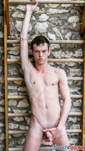 Gay Twink Porn Model Enzo 22