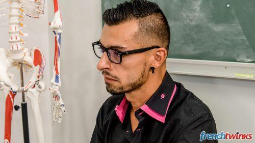 Gay Twink Porn Model Fabien Cortes 3