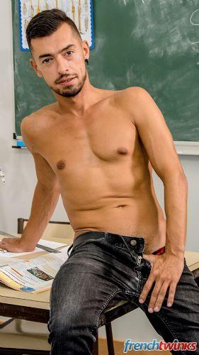 Gay Twink Porn Model Fabien Cortes 9