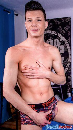 Acteur porno gay Gabriel Angel 3