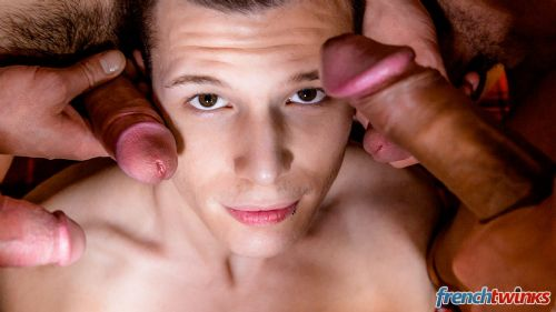 Acteur porno gay Gabriel Angel 14