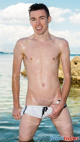 Acteur porno gay Gabriel Lambert 16