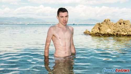 Acteur porno gay Gabriel Lambert 17
