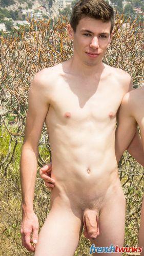 Acteur porno gay Gabriel Lambert 31