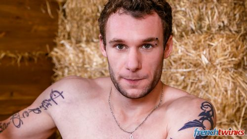 Acteur porno gay Guillaume Wayne 8